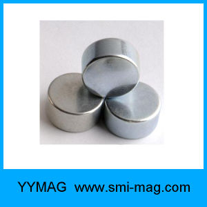 Diametrically Magnetized Disc Neodymium Magnet for Factory Supply pictures & photos