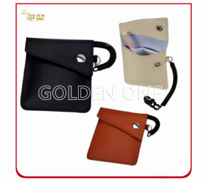 Promotion Gift PU Leather Cigarette Ash Bag pictures & photos