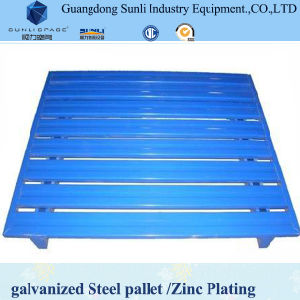 Storage Box Euro Heavy Galvanized Steel Pallet pictures & photos
