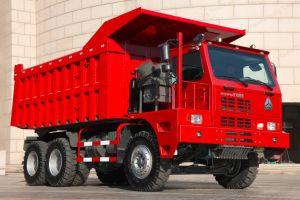 Heavy Duty Sinotruk HOWO 6X4 10-Wheel Mining Dump Truck pictures & photos
