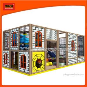 Child Plastic Mini Soft Indoor Amusement Play Center pictures & photos