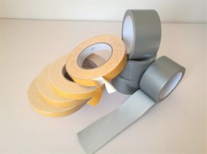 Double Sided Cloth Duct Tape pictures & photos