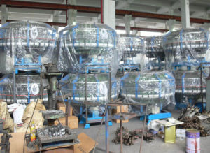 Sanlong Four Shuttle Circular Loom (SJ-FY750-4) pictures & photos