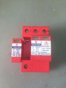 3 Poles 20ka-40ka 1000V DC Surge Protector Devices pictures & photos