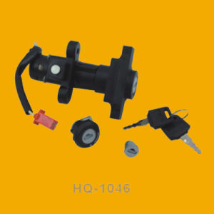 Motorbike Lock Set, Motorcycle Lock Set for Hq1046 pictures & photos