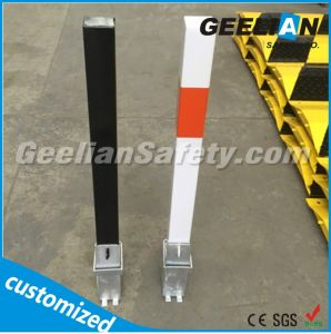 Fixed Parking Traffic Barrier, Reflective Traffic Road Barrier pictures & photos