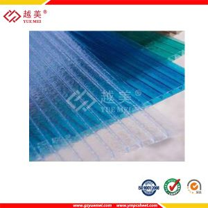Plastic Material Polycarbonate Sheet Solid Hollow PC Panels for Greenhouse Corrugated Sheet for Roofing pictures & photos