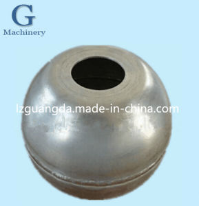 Custom Deep Drawing Steel Sheet Metal Spheres Used for Laboratory pictures & photos