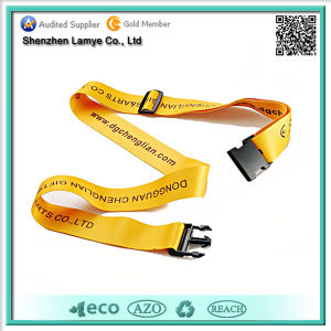 Eco Friendly Luggage Strap, Polyester Luggage Strap, Custom Logo Polyester Luggage Strap