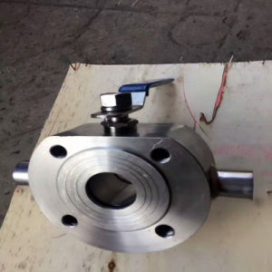 Short Type Insulating Ball Valve pictures & photos