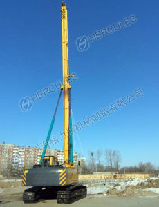 Hydraulic Hammer on Crawler Piling Machine pictures & photos