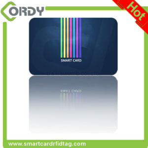 MIFARE Classic 4k MF ICS70 offset printing card pictures & photos