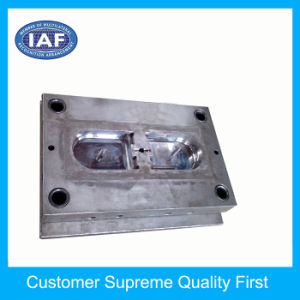 Custom Plastic Injection Mold Manufacturer for Round Cover pictures & photos