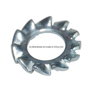 DIN6798 External Tooth Lock Washer