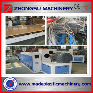 High Efficency PVC WPC Construction Templates Production Line pictures & photos