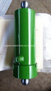 Two Stage Micro Steel Hydraulic Cylinder pictures & photos