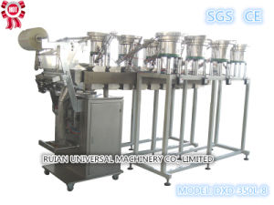 Hardware Screw Packaging Machine with 8 Disk (DXD-350L-8) pictures & photos