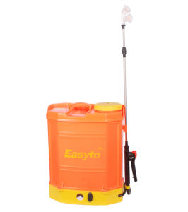 20L Knapsack Hand Pressure Sprayer Agricultural Backpack Electric Sprayer (BS-20-1) pictures & photos