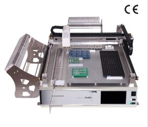SMT Benchtop Pick and Place Machine TM245PA for PCB Assembly pictures & photos