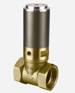 Right Angle Valve - Single Double Action Type pictures & photos