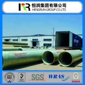 Glass Fiber Reinforced Pipe/FRP Round Pipe/ GRP Pipe pictures & photos