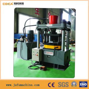 Hydraulic Angle Notching Machine pictures & photos