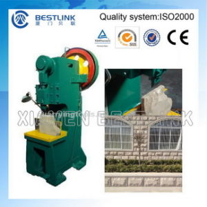 Es16/40 Mushroom Decorative Stone Breaking Machine pictures & photos