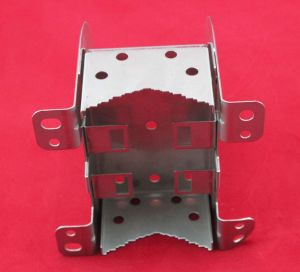 Bending 304 Stainless Steel Metal Bracket- Stamping Part - Stamping Moulding pictures & photos