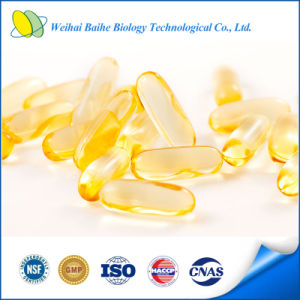 High Qualified Omega 3 Fish Oil Capsule for GMP Certified pictures & photos