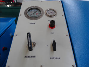 Hydraulic Hose Pressure Test Bench Burst Test Bench pictures & photos