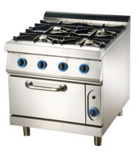 Gas Range with Oven pictures & photos