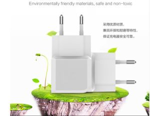 Quick Charge USB Wall Charger Fast Universal Travel Mobile Charger for Samsung Galaxy S6 / S6 Edge / Edge+ pictures & photos