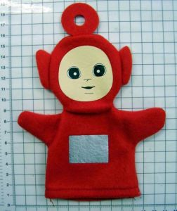 Soft Mr Tumble Plush Toy