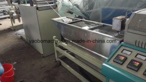 Yb-45 PE Plastic Zipper Lock Making Machine Export to Uzbekistan pictures & photos