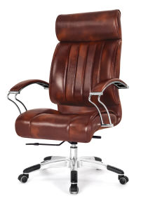 Modern Swivel Leather Office Computer Chair (HX-NCD431) pictures & photos