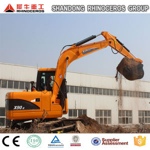 New Hydraulic Crawler Excavator 9ton, Xn90-E pictures & photos