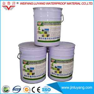 Polymer Cement Waterproof Slurry/ Coating, Js Waterproof Coating, Polymer Cement Based Elastic Composited Waterproof Coating
