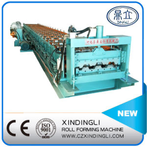 Automatic Floor Deck Roll Forming Machine pictures & photos