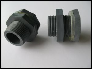 "PVC Tank Adapter with Size 1"" for Dosing Tank Fish Tank etc."