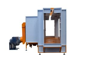 Powder Spray Coating Booth pictures & photos