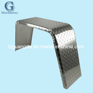 China Custom Sheet Metal Stamping Parts, Metal Stamping OEM for Trailer Fender