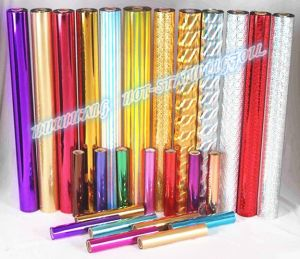 Hot Stamping Foil for PP, PS pictures & photos