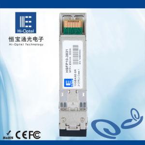 19.10GB/s Optical Transceiver Module SFP+ 300m 850nm SR pictures & photos