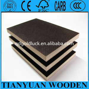 1220*2440mm Brown Film Faced Plywood/WBP Marine Plywood pictures & photos
