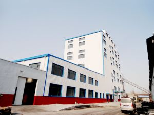 Prefab Steel Structure Factory Warehouse (Prefab Shed with Crane) pictures & photos