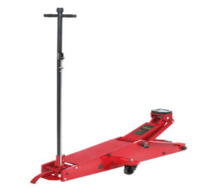 15ton Super Low Profile Floor Jack with Rapid Pump Lift pictures & photos
