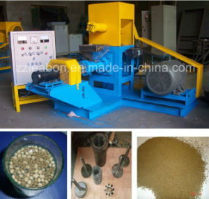 Small Floating Fish Feed Making Machine, Fish Feed Mill pictures & photos