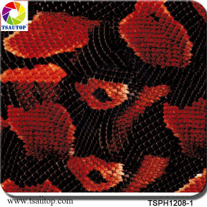 Tsautop 0.5m Width Hydrographic Water Transfer Printing Film Tsph1208-1 pictures & photos