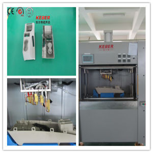 High Precision Cup Stand Heat Staking Welding Machine (KEB-QCMB50) pictures & photos