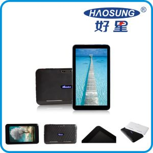 7 Inch Dual Core Android 4.2 MID with HDMI USB (HS-706)